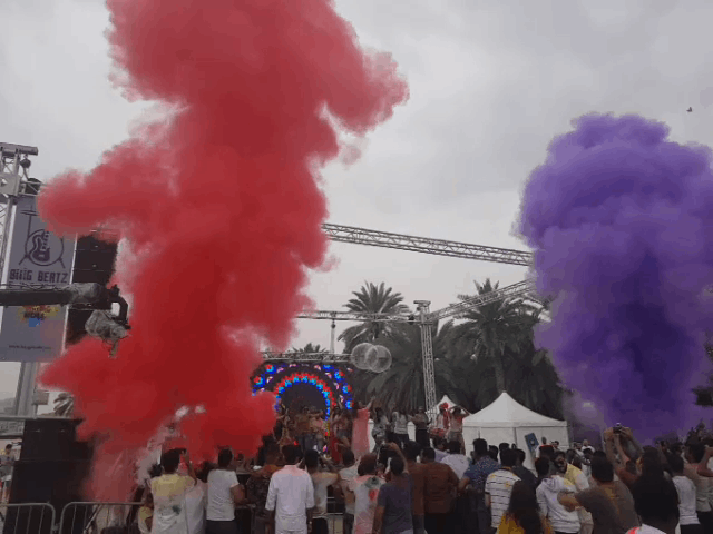 Holi Event – Creek park