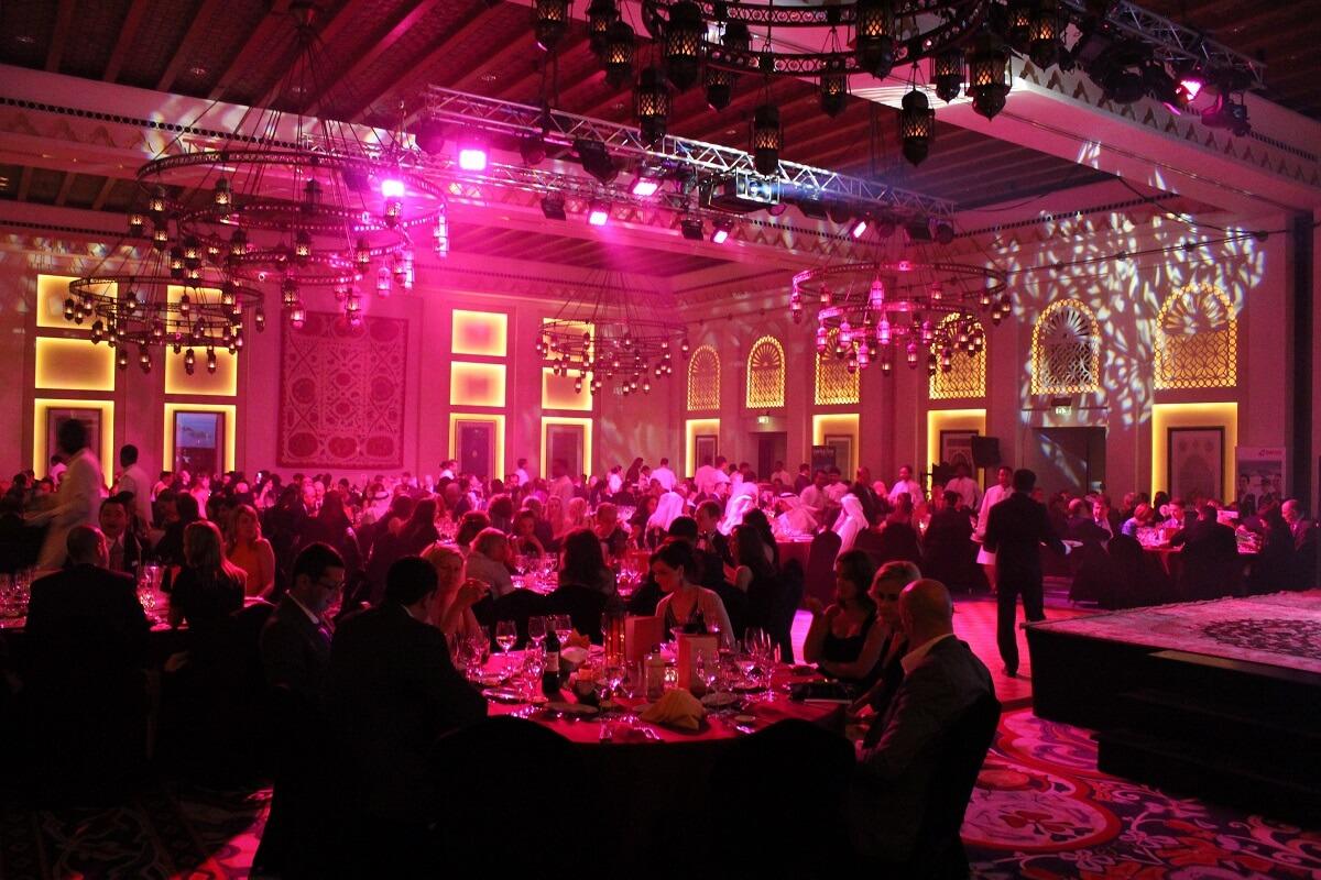 Swiss Business Council Gala Dinner