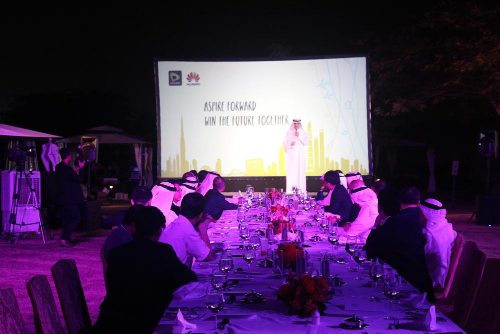 Huawei & Etisalat Gala Dinner