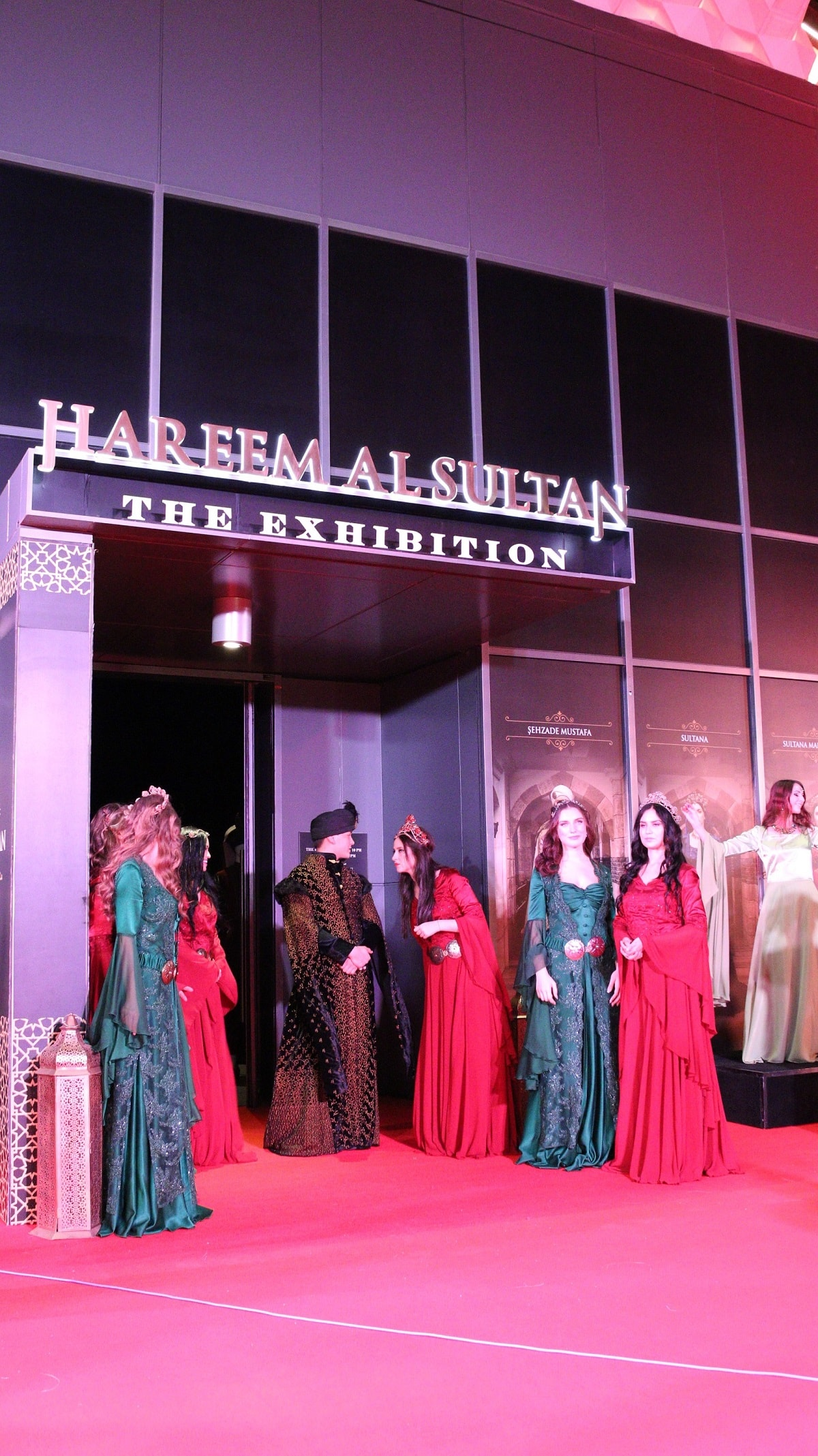 Harem Sultan Exhibition