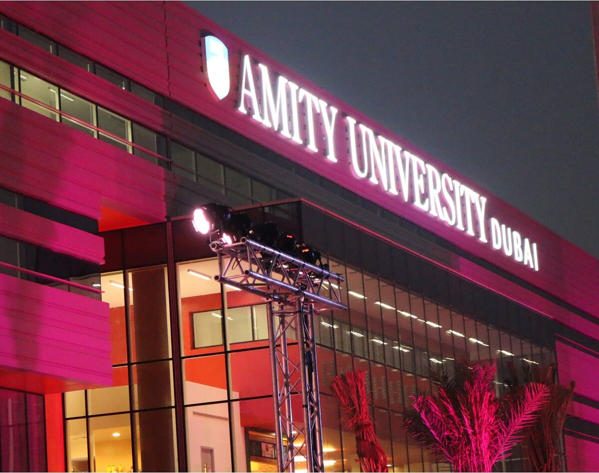 Amity University Graduation