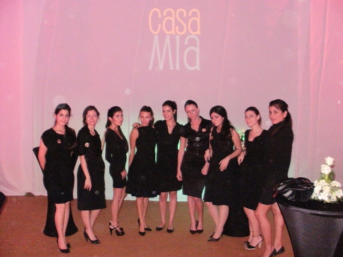 Casa Mia Launch