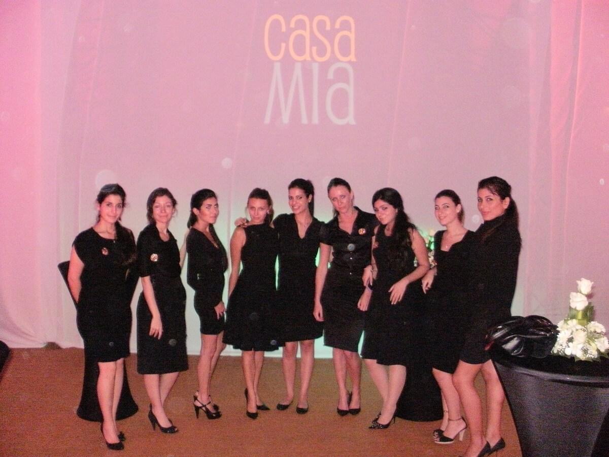 Casa Mia Launch