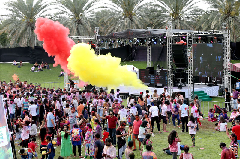 Color Blasters for Holi